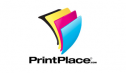 print place logo link