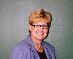 Vickie Sanders, Marketing Manager